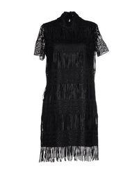 Короткое платье Again