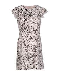 Короткое платье Rebecca Taylor