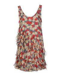 Короткое платье John Galliano
