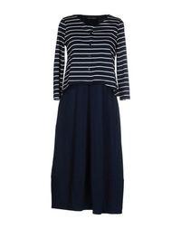 Платье длиной 3/4 Andrea Morando