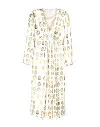 Платье длиной 3/4 Erika Cavallini Semicouture