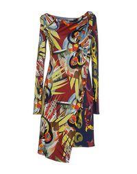 Платье до колена Versace Collection