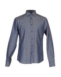 Джинсовая рубашка Hardy Amies