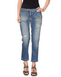 Джинсовые брюки-капри Dolce &; Gabbana