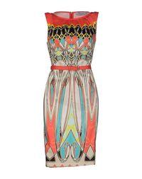Короткое платье Blumarine