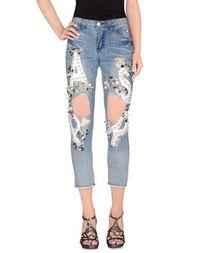 Джинсовые брюки LM Lulu