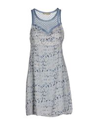 Короткое платье Ermanno Ermanno Scervino