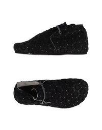 Черные Полусапоги и высокие ботинки Peter NON