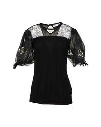Футболка с короткими рукавами Valentino T Shirt Couture