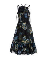 Платье длиной 3/4 Erdem