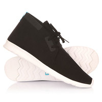 Кроссовки Native Apollo Chukka Jiffy Black/White