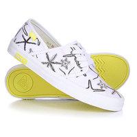 Кеды кроссовки низкие детские Roxy Hermosa G Black/White