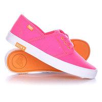 Кеды кроссовки низкие детские Roxy Rg Hermosa G Shoe Pink