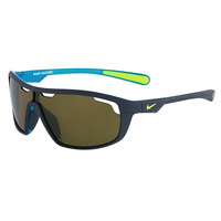 Очки Nike Road Machine E Matte Dark Magnet Grey/Blue Lagoon Max Outdoor Lens