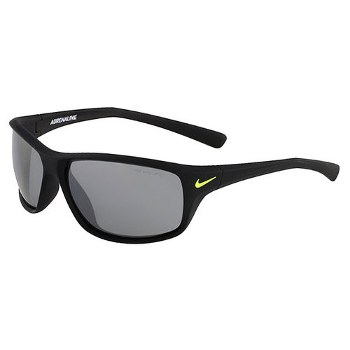 Очки Nike Adrenaline Matte Black/Grey /Silver Flash Lens