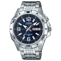 Кварцевые часы Casio Collection MTD-1082D-2A Grey