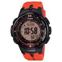 Электронные часы Casio Sport PRW-3000-4E Orange/Black