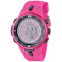 Электронные часы женские Casio Sport PRW-3000-4B Pink