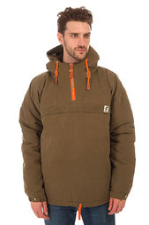 Анорак Fat Moose Sailor Anorak Army/Orange