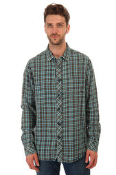 Рубашка в клетку Billabong Salvage Woven Indigo