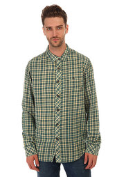 Рубашка в клетку Billabong Salvage Woven Khaki