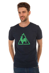 Футболка Le Coq Sportif Chronic Tee Dress Blues