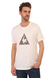 Футболка Le Coq Sportif Abaca Tee Optical White