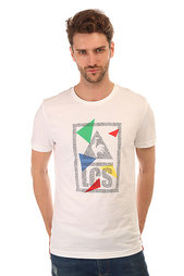 Футболка Le Coq Sportif Anilo Tee Optical White