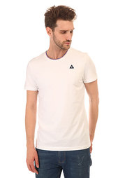 Футболка Le Coq Sportif Anglin Tee Optical White