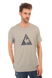 Футболка Le Coq Sportif Abaca Tee Light Heather Grey