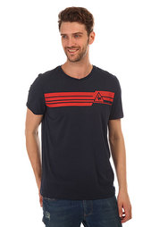 Футболка Le Coq Sportif Boucry Tee Dress Blues