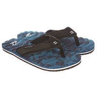 Вьетнамки Billabong Spirit Camo Blue Camo