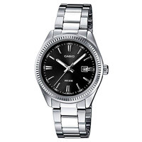 Часы Casio Collection Mtp-1302pd-1a1 Silver/Black