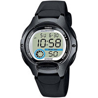 Электронные часы Casio Collection Lw-200-1b Black