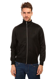 Толстовка классическая Fred Perry Perry Tricot Harrington Jacket Black