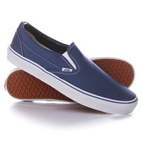 Слипоны Vans Classic Slip-On Navy