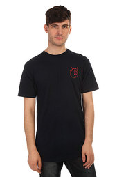 Футболка The Hundreds The Hundreds Simple Adam T Shirt Navy
