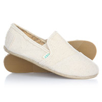 Эспадрильи женские Paez Original Raw Slip-on Hard Linen-0031