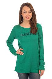Лонгслив женский Burton Her Logo Ultramarine