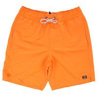Шорты пляжные детские Billabong All Day Shor. Lay. 1 Neo Orange