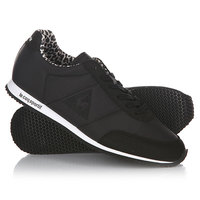 Кроссовки женские Le Coq Sportif Racerone Animal Black/Gray Morn