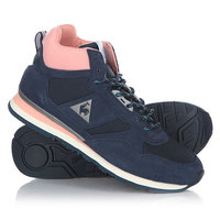 Кроссовки женские Le Coq Sportif Eclat Trail Ballistic Nylon Dress Blue