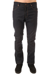 Джинсы прямые Dickies Selvedge Denim Jean Indigo Blue