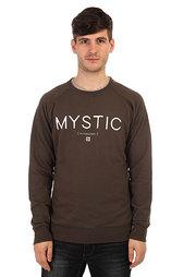 Толстовка классическая Mystic Minimal Sweat Dark Grey
