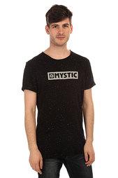 Футболка Mystic Brand Wide Tee Caviar