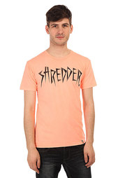 Футболка Lost Shredder Pink