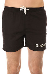 Шорты классические TrueSpin Core Shorts Black