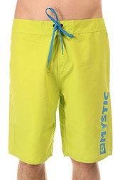 Шорты пляжные Mystic Brand Boardshort 21.5 Fluor Lime