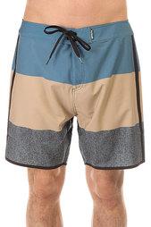 Шорты пляжные Mystic Lodown Boardshort 18 Beige