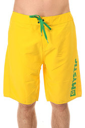 Шорты пляжные Mystic Brand Boardshort 21.5 Bright Yellow